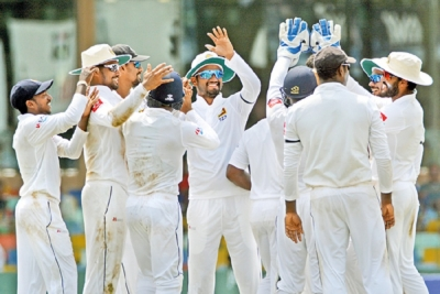 Will there be a change of fortunes for the Lankans?