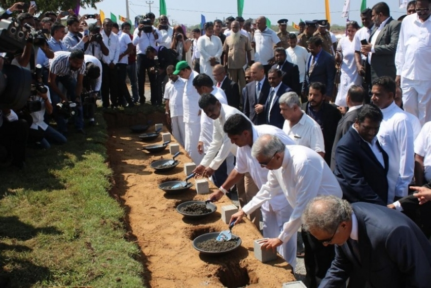 Oman oil minister excited to be part of SL oil refinery project