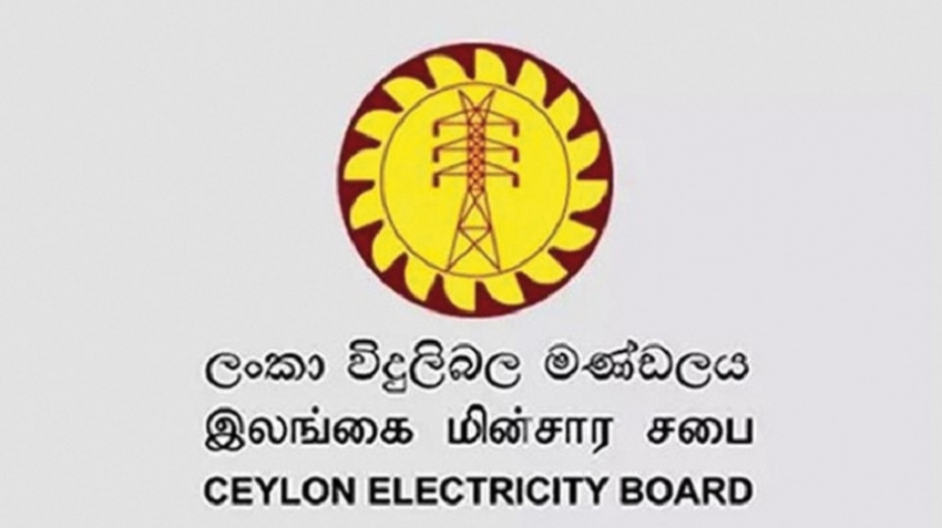 CEB announces Power cut schedule