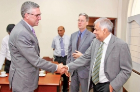 Millennium Challenge Corporation official visits Sri Lanka