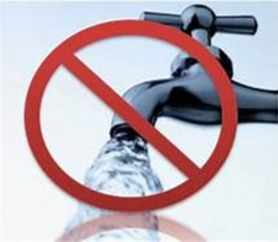 24-hour Water cut in several areas tomorrow