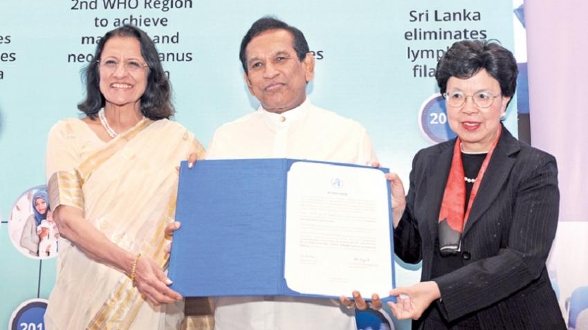 Towards a disease-free Sri Lanka