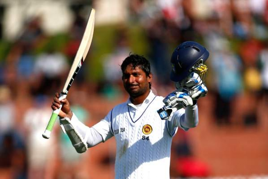 Sangakkara likely to retire after first Test against India