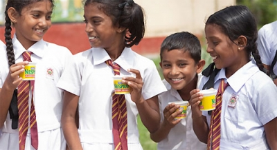 Government to continue milk distribution program for school children