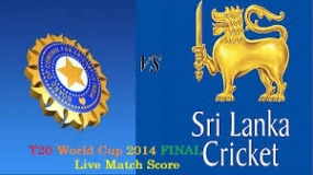 India v Sri Lanka, T20 World Cup 2014 Finals Today