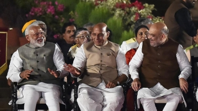 Indian Cabinet Portfolios Announced