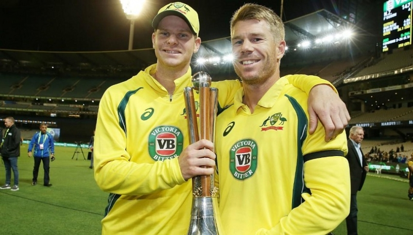 Smith, Warner return for Australia's World Cup defence