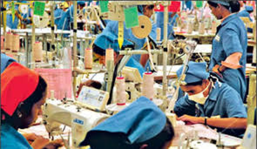 APPAREL SECTOR LOOKING AT NEW BUSINESS MODEL