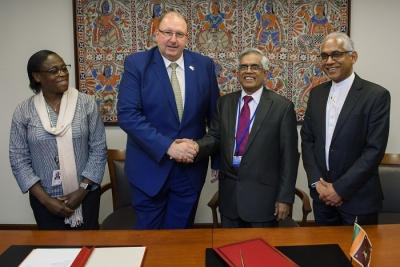 USD 125 million from IDA  for the Climate Smart Irrigated Agriculture Project