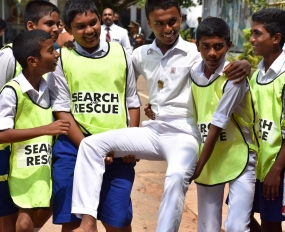 UNDP helps Lankan schools prepare to face disasters
