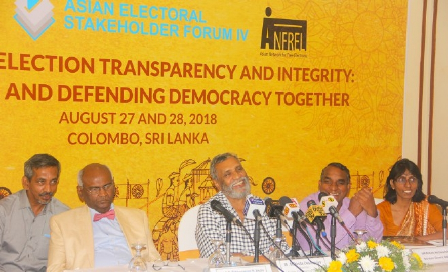 Sri Lanka to host discussion on election issues in Asia