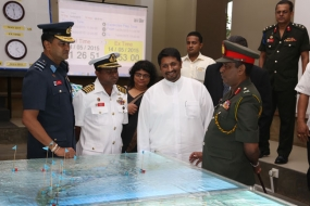 State Minister visits Defence Services Command and Staff College