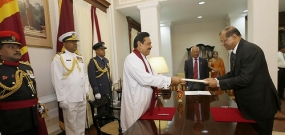 Maj.Gen.Chandrasiri Assumes duties as Governor of NP