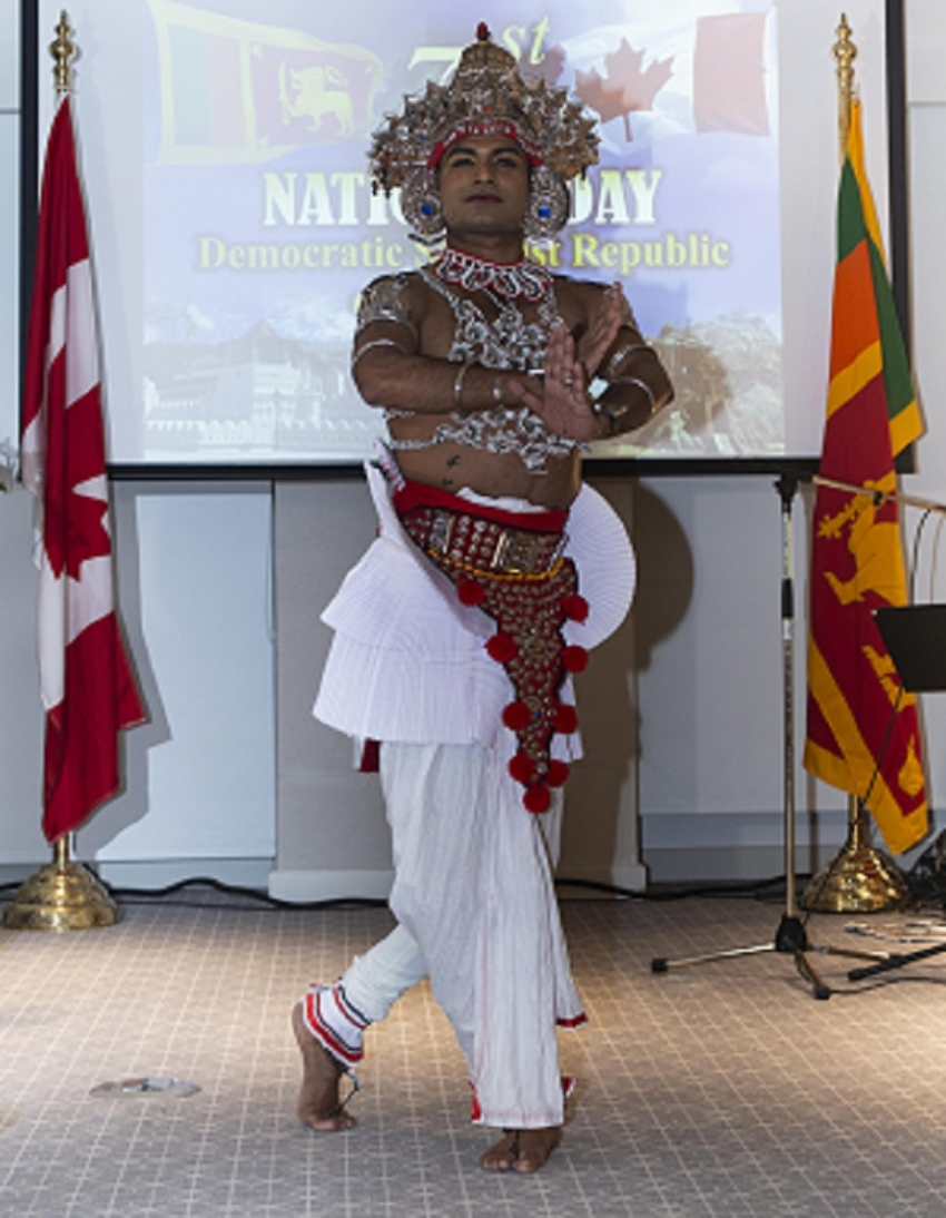 High Commission in Canada celebrate Sri Lanka's Independence