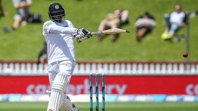 Matthews and Mendis hit centuries