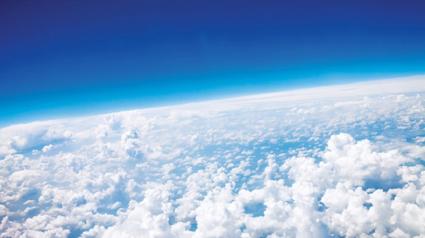 Life-giving Ozone Layer healing fast