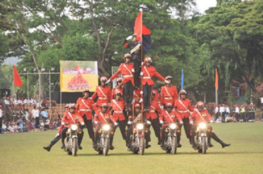 SL Army  'Searchlight Tattoo - 2014' concludes successfully