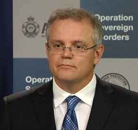 No illegal boats arrived in August - Scott Morrison