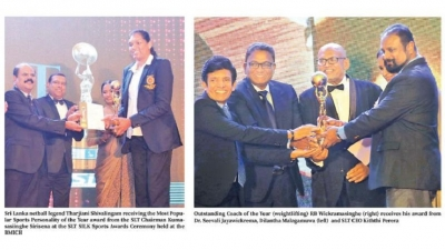 Tharjini, Matthew Abeysinghe bag top prizes at Silk Awards