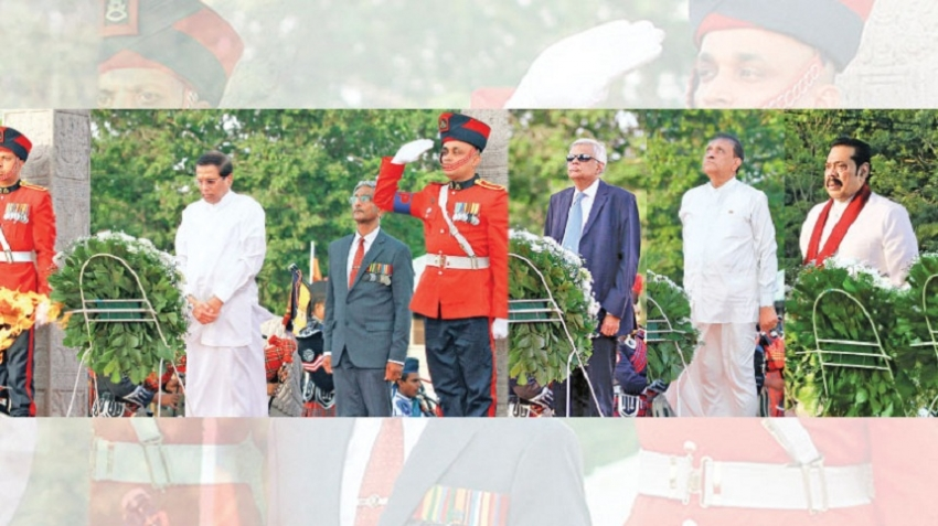 President says Motherland is at all times safeguarded by brave war heroes