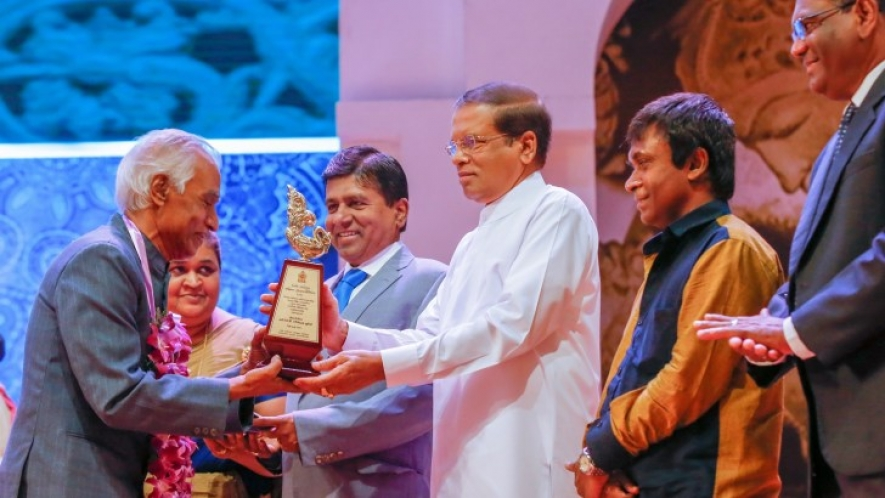 State Literary Awards Ceremony under President's patronage