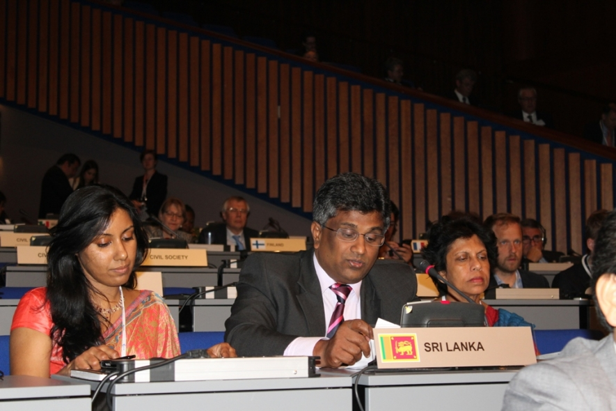 Deputy Foreign Minister Perera highlights Sri Lanka's achievements in ICT