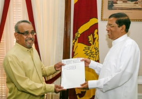 Palitha Pelpola appointed President's Private Secretary
