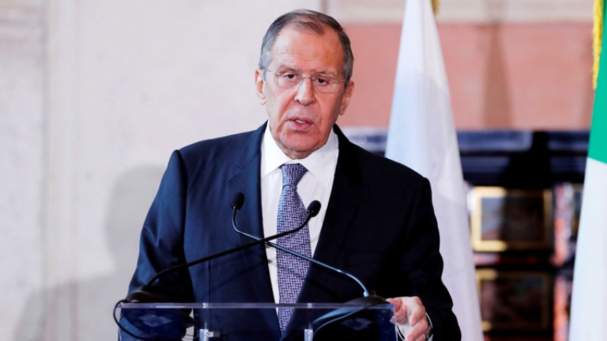 Russian foreign minister to visit Sri Lanka