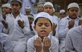 Ramazan celebrated today