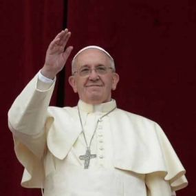 Government Finalising Arrangements for Pope's Visit to Sri Lanka
