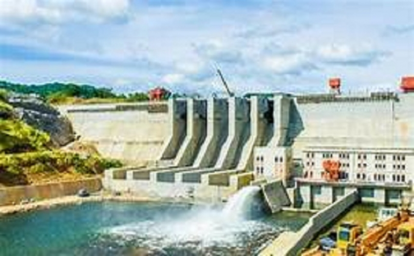 Sri Lanka hydro power up 87-pct amid rain