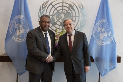 United Nations continue to support SL: Secretary-General