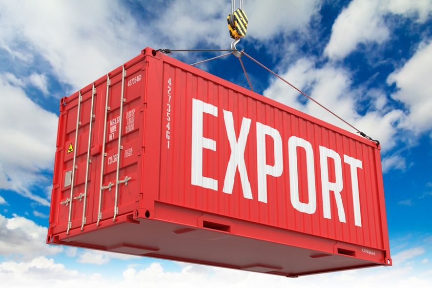 Exports top US $ 795 Mn in April 2018