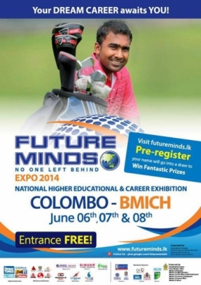 Future Minds 2014 all set to take off