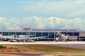 SL - India JOINT VENTURE to run Mattala airport