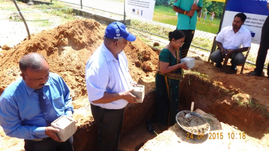 EU, UNDP extends support to Monaragala Agricultural Producers
