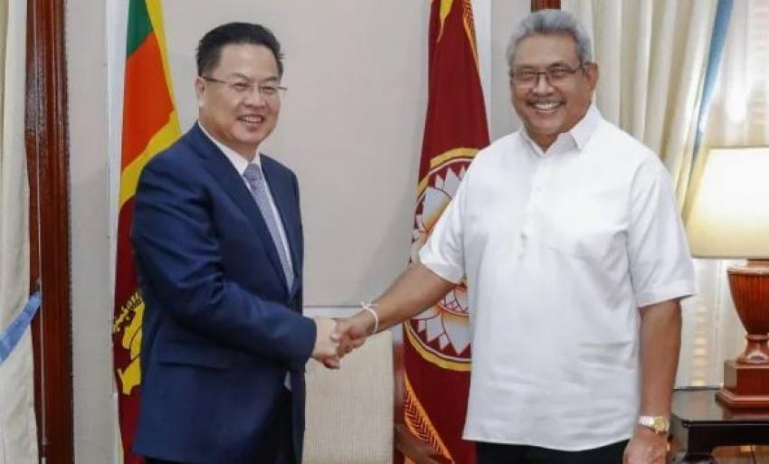 Ambassador Cheng Bids Farewell