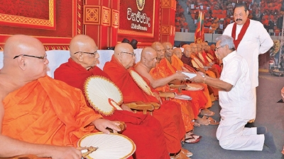 Buddhists are capable of ensuring the freedom of other religions - PM