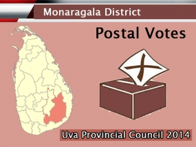 Uva PC Polls 2014 postal votes: UPFA wins in Monaragala