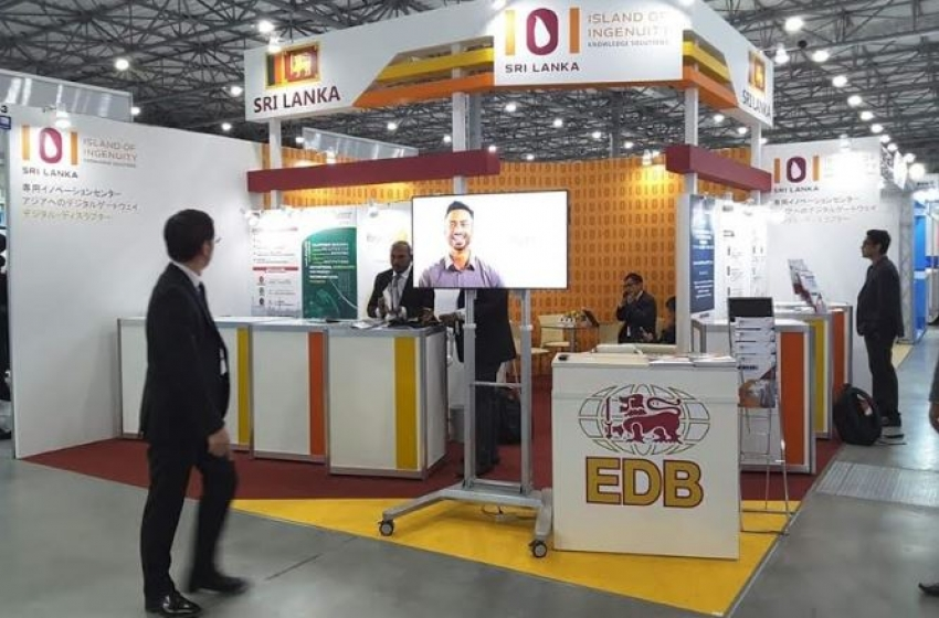EDB CONTINUES TO PROMOTE SRI LANKA ICT/BPM PRODUCTS IN JAPAN in 2020.