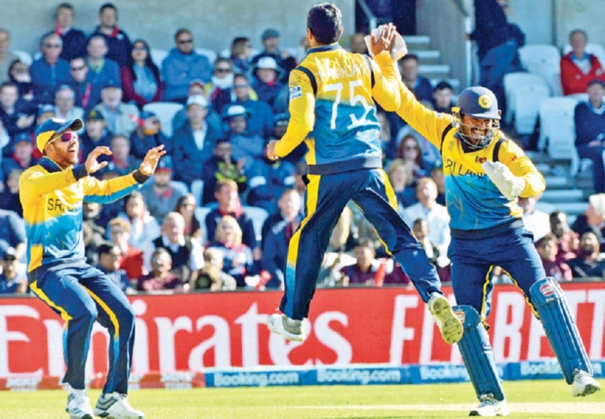 Kusal relives the moment when Sri Lanka beat England