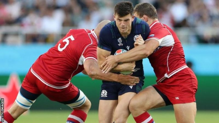 Japan v Scotland: World Cup Pool A decider on after stadium inspection