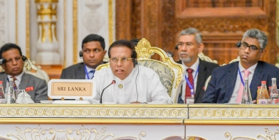 President calls on Asian nations to unite against outside interference