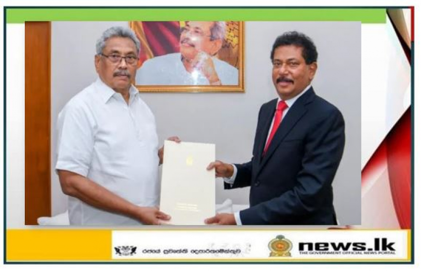 Gamini Sedara Senarath reappointed as the Secretary to the Prime Minister