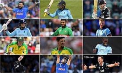 2019 Men's Cricket WC most watched ever