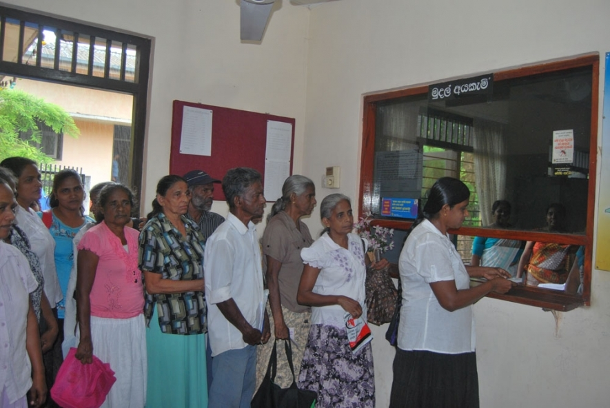 Within two days of 'Divi Neguma Sahana Aruna' Beneficiaries get Rs.740 million