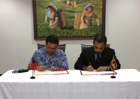 Sri Lanka and  Samoa ​ Establish Diplomatic Relations​