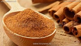 Record income from Cinnamon exports last year