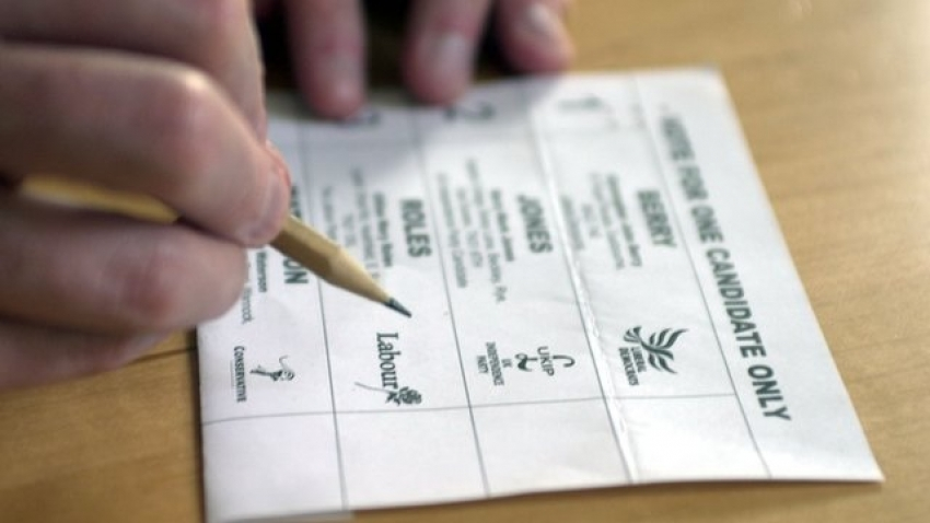 Postal vote ballot papers to be submitted to Postal Dept. today