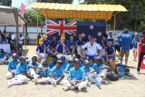 An Australian Cricket Team Visits Jaffna after 42 Years